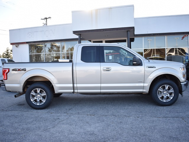 2017 Ford F-150 Super Cab 4x4, Pickup #248059B - photo 3
