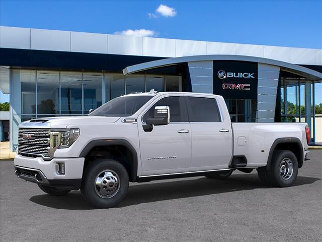 2021 GMC Sierra 3500 Crew Cab 4x4, Pickup #248696 - photo 3