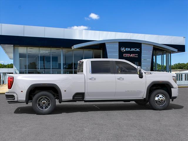 2021 GMC Sierra 3500 Crew Cab 4x4, Pickup #248696 - photo 5