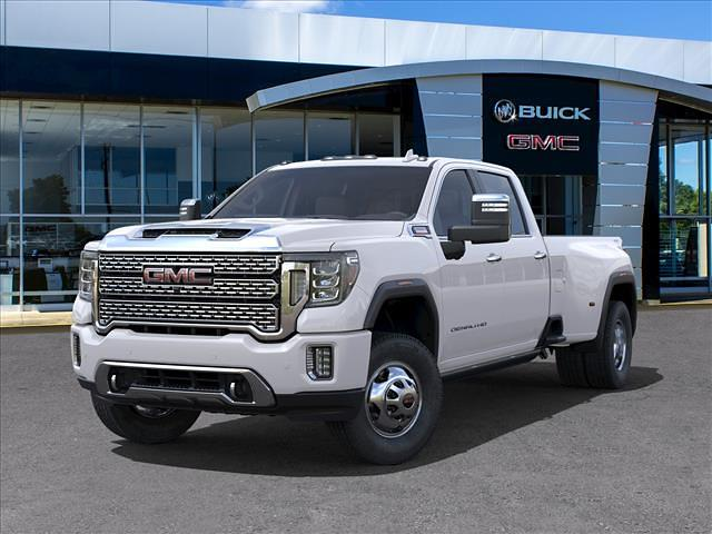 2021 GMC Sierra 3500 Crew Cab 4x4, Pickup #248696 - photo 6