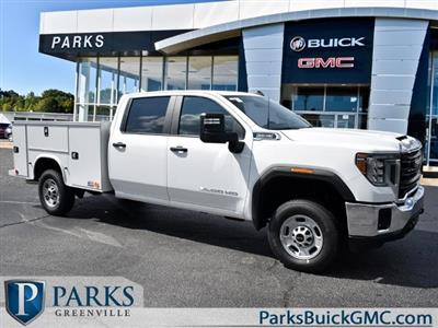2020 GMC Sierra 2500 Crew Cab 4x2, Knapheide Steel Service Body #248699 - photo 1