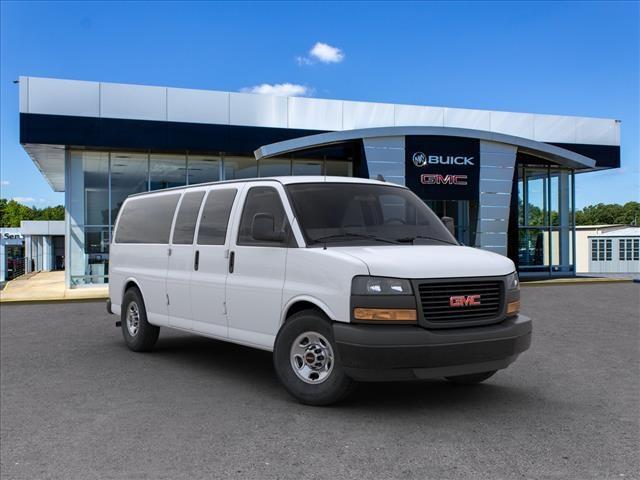2020 GMC Savana 3500 4x2, Empty Cargo Van #255057 - photo 1