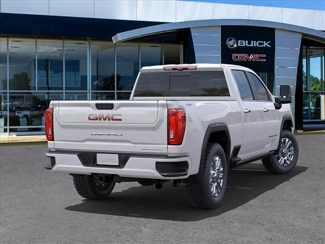 2021 GMC Sierra 3500 Crew Cab 4x4, Pickup #256322 - photo 2