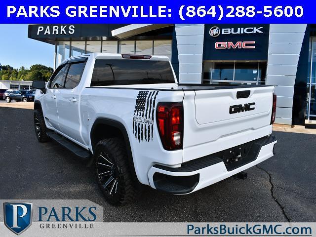 2021 GMC Sierra 1500 Crew Cab 4x4, Pickup #295693 - photo 5