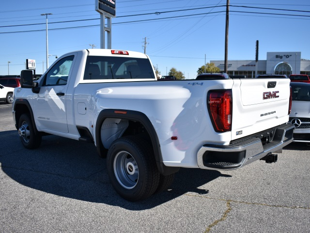 2020 GMC Sierra 3500 Regular Cab 4x4, Pickup #304485 - photo 27