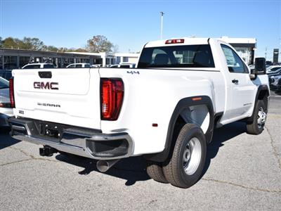 2020 GMC Sierra 3500 Regular Cab 4x4, Pickup #304485 - photo 2