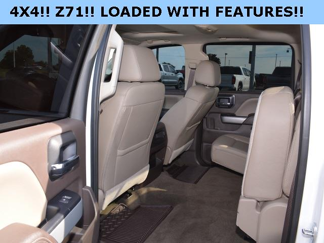 2017 Silverado 1500 Crew Cab 4x4,  Pickup #312720A - photo 9