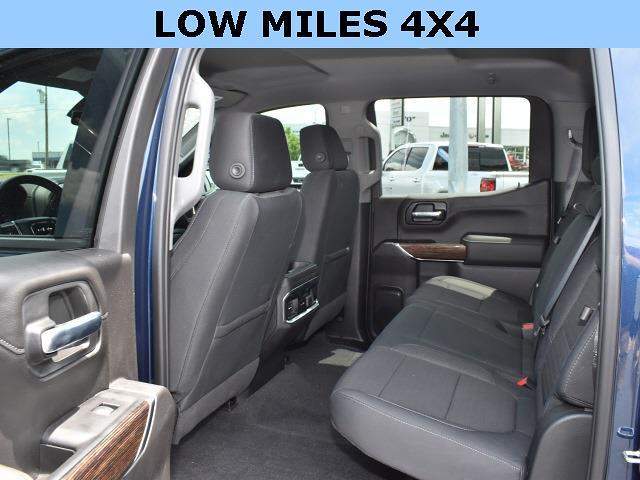 2020 GMC Sierra 1500 Crew Cab 4x4, Pickup #319784A - photo 8