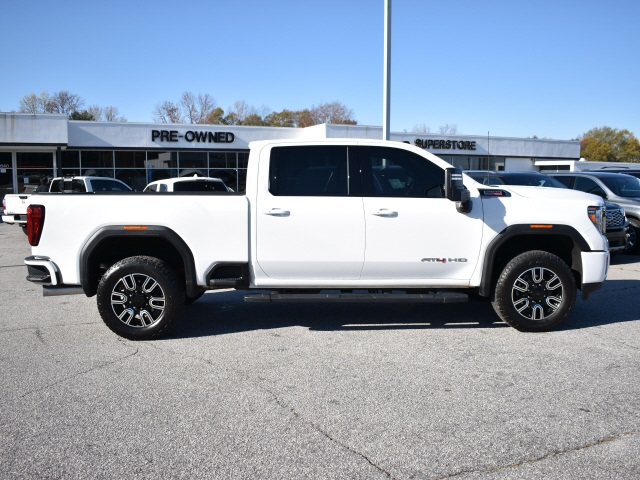 2020 GMC Sierra 2500 Crew Cab 4x4, Pickup #331395A - photo 3