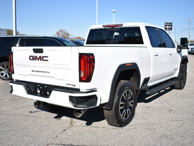 2020 GMC Sierra 2500 Crew Cab 4x4, Pickup #331395A - photo 2
