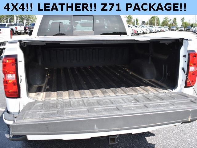 2017 Chevrolet Silverado 1500 Crew Cab 4x4, Pickup #361538B - photo 8
