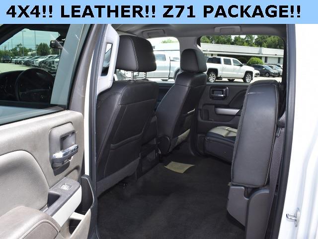 2017 Chevrolet Silverado 1500 Crew Cab 4x4, Pickup #361538B - photo 6