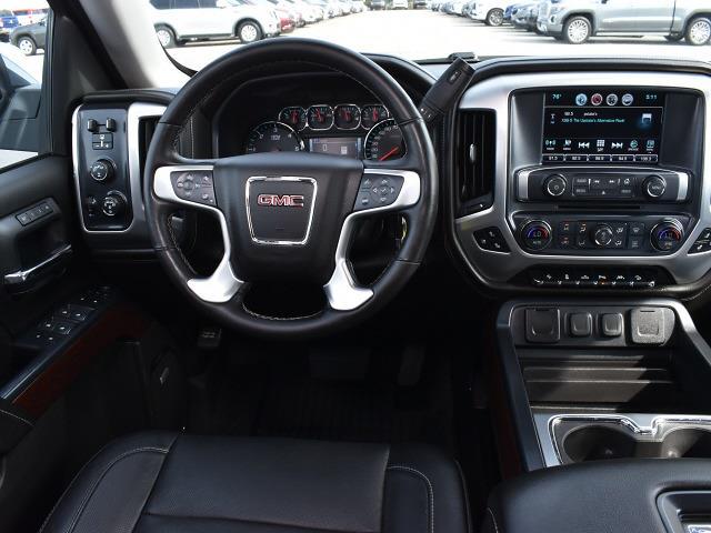 2018 GMC Sierra 1500 Crew Cab 4x4, Pickup #371220XA - photo 5