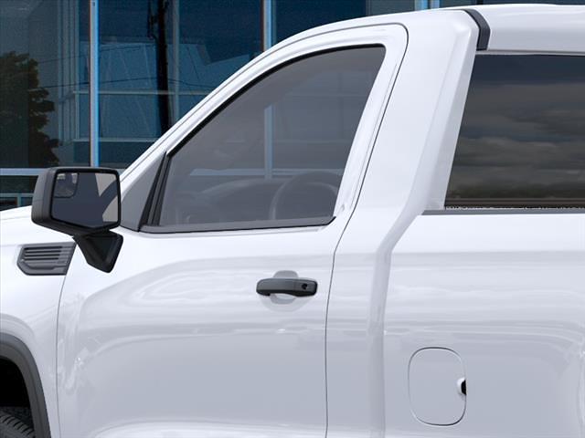 2021 GMC Sierra 1500 Regular Cab 4x4, Pickup #378370 - photo 10