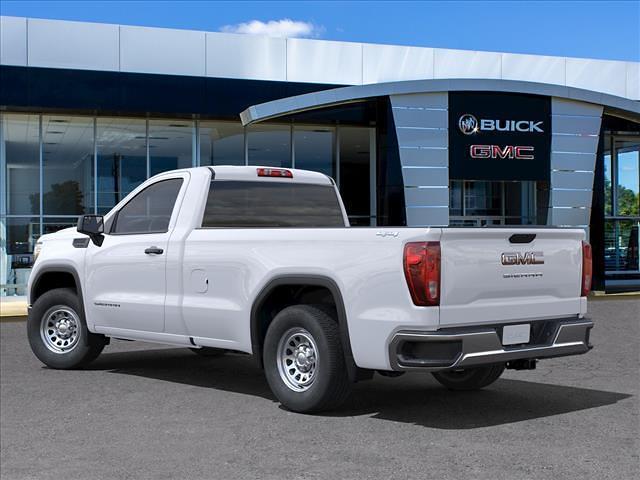 2021 GMC Sierra 1500 Regular Cab 4x4, Pickup #378370 - photo 4