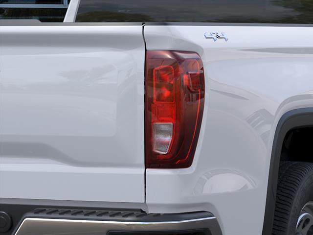 2021 GMC Sierra 1500 Regular Cab 4x4, Pickup #378370 - photo 9