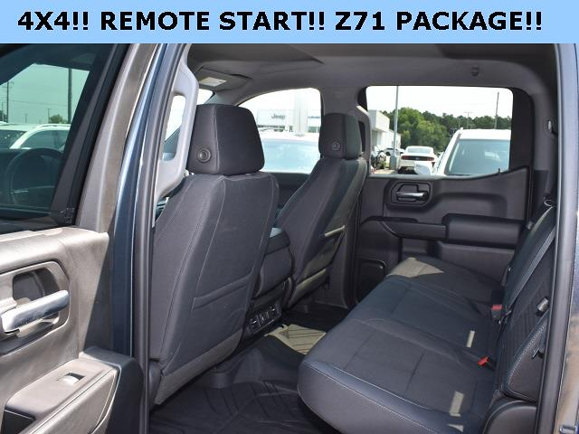 2019 Chevrolet Silverado 1500 Crew Cab 4x4, Pickup #392697A - photo 7