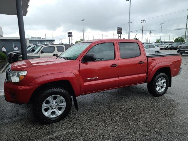 2015 Toyota Tacoma Double Cab 4x4, Pickup #3G1872 - photo 1