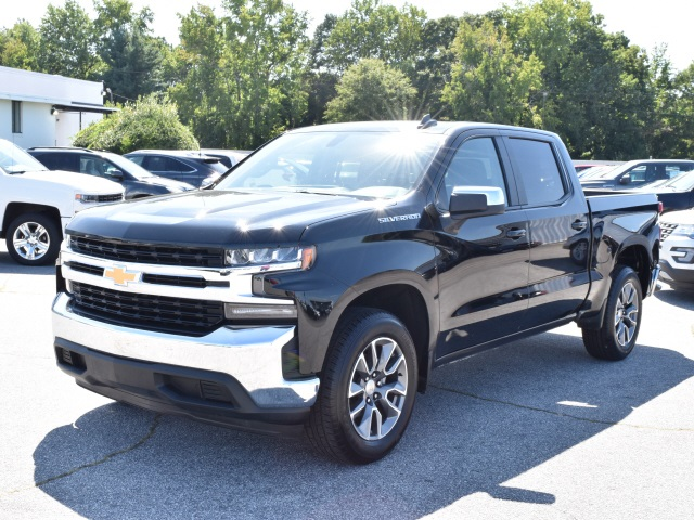 2020 Chevrolet Silverado 1500 Crew Cab 4x2, Pickup #3G2074 - photo 29