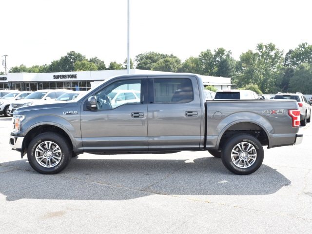 2019 Ford F-150 SuperCrew Cab 4x4, Pickup #3G2082 - photo 28
