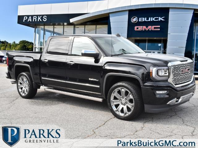2017 GMC Sierra 1500 Crew Cab 4x4, Pickup #3G2106 - photo 1