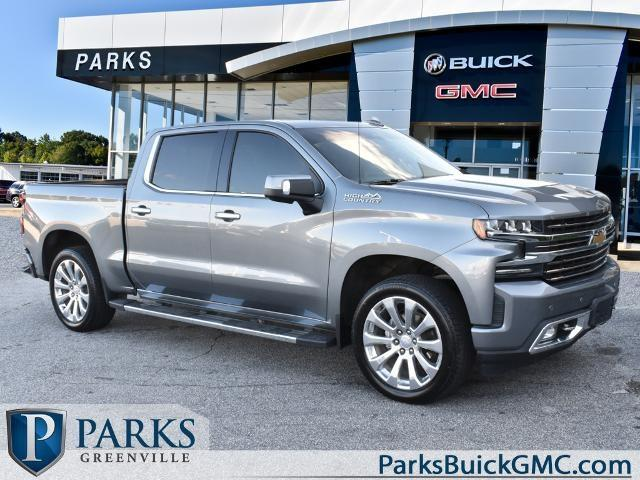 2019 Chevrolet Silverado 1500 Crew Cab 4x4, Pickup #3G2150 - photo 1