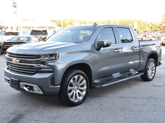 2019 Chevrolet Silverado 1500 Crew Cab 4x4, Pickup #3G2150 - photo 29