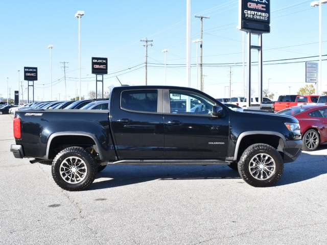 2018 Chevrolet Colorado Crew Cab 4x4, Pickup #3G2211 - photo 5