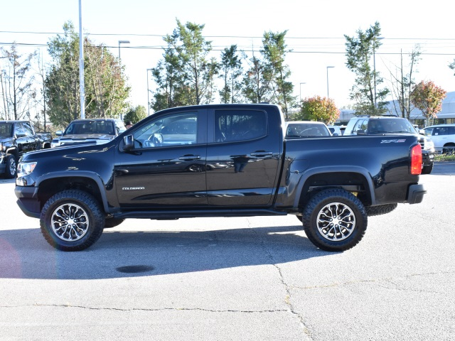 2018 Chevrolet Colorado Crew Cab 4x4, Pickup #3G2211 - photo 28