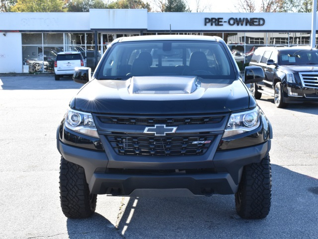 2018 Chevrolet Colorado Crew Cab 4x4, Pickup #3G2211 - photo 30
