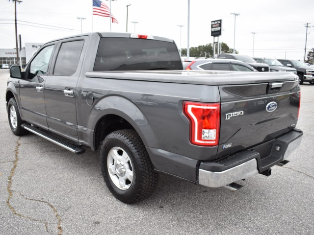 2015 Ford F-150 SuperCrew Cab 4x2, Pickup #3G2225 - photo 27