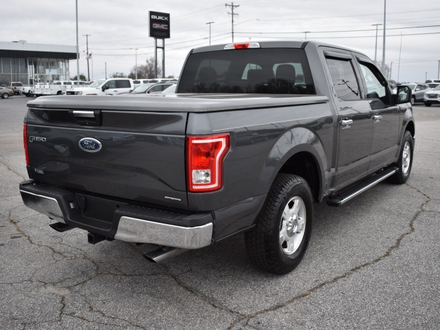2015 Ford F-150 SuperCrew Cab 4x2, Pickup #3G2225 - photo 2