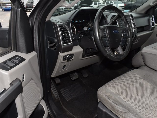 2015 Ford F-150 SuperCrew Cab 4x2, Pickup #3G2225 - photo 4