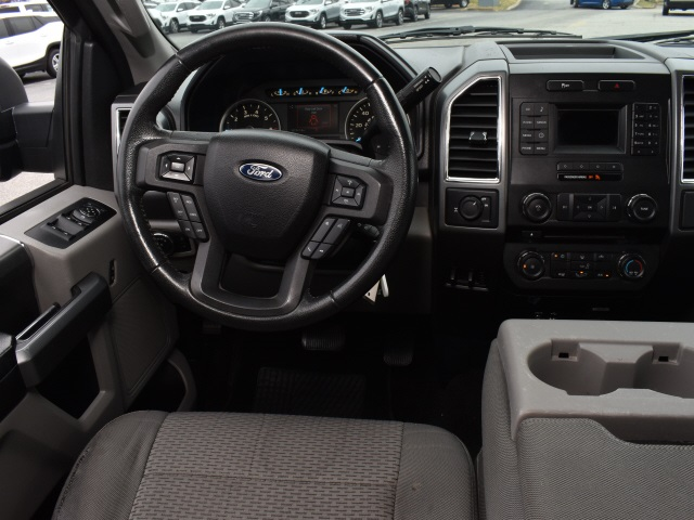 2015 Ford F-150 SuperCrew Cab 4x2, Pickup #3G2225 - photo 5