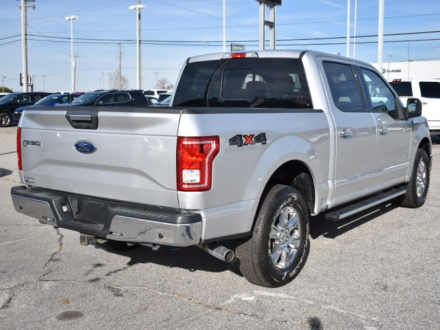 2017 Ford F-150 SuperCrew Cab 4x4, Pickup #3G2227 - photo 2