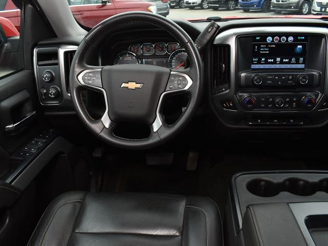 2018 Chevrolet Silverado 1500 Crew Cab 4x4, Pickup #3G2346 - photo 10