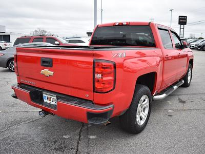 2018 Chevrolet Silverado 1500 Crew Cab 4x4, Pickup #3G2346 - photo 8