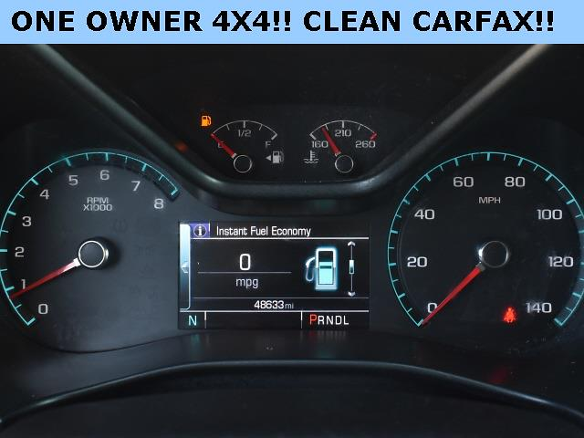 2018 Chevrolet Colorado Crew Cab 4x4, Pickup #3G2452 - photo 14