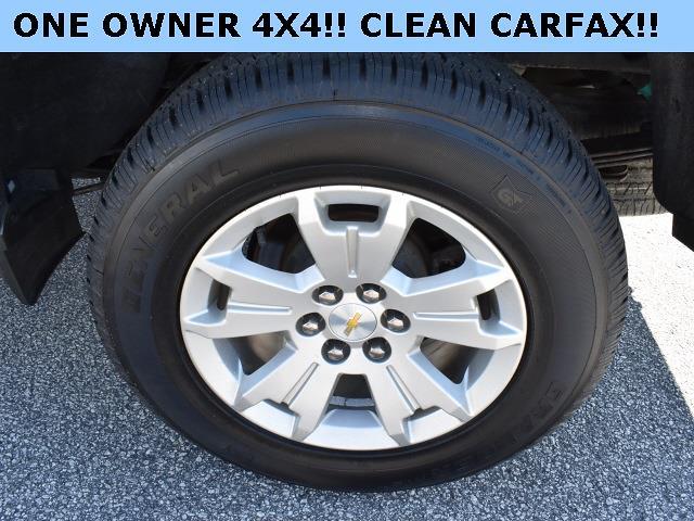 2018 Chevrolet Colorado Crew Cab 4x4, Pickup #3G2452 - photo 8