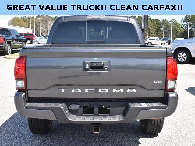 2018 Toyota Tacoma Double Cab 4x2, Pickup #3G2461 - photo 28