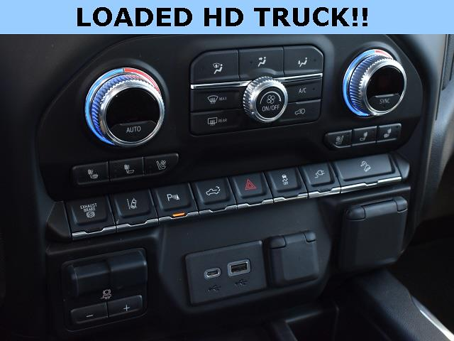 2020 GMC Sierra 2500 Crew Cab 4x4, Pickup #3G2481 - photo 22