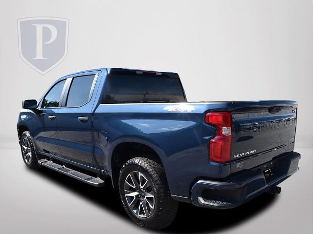 2021 Chevrolet Silverado 1500 Crew Cab 4x4, Pickup #3G2483A - photo 6