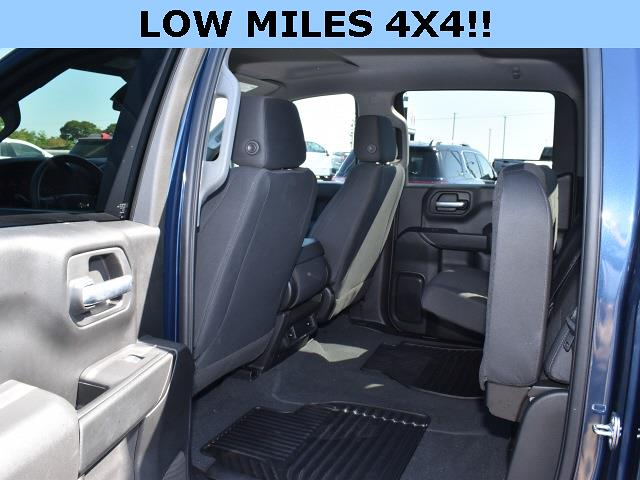 2021 Chevrolet Silverado 1500 Crew Cab 4x4, Pickup #3G2483A - photo 8