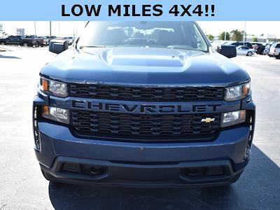 2021 Chevrolet Silverado 1500 Crew Cab 4x4, Pickup #3G2483A - photo 30