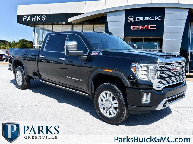 2021 GMC Sierra 3500 Crew Cab 4x4, Pickup #3G2485 - photo 1
