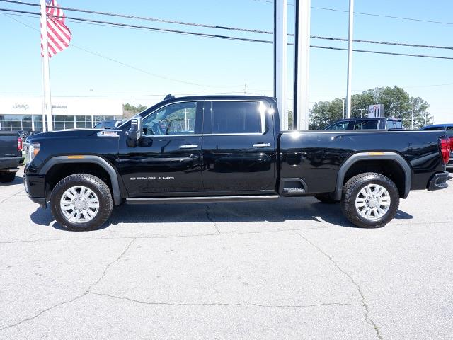 2021 GMC Sierra 3500 Crew Cab 4x4, Pickup #3G2485 - photo 27