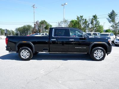 2021 GMC Sierra 3500 Crew Cab 4x4, Pickup #3G2485 - photo 4