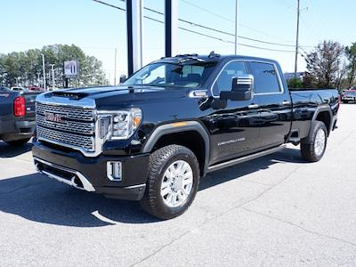 2021 GMC Sierra 3500 Crew Cab 4x4, Pickup #3G2485 - photo 28