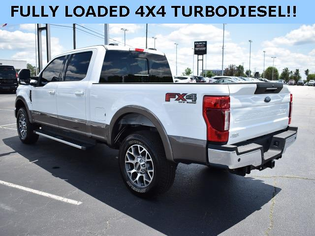2020 Ford F-250 Crew Cab 4x4, Pickup #3G2561A - photo 27