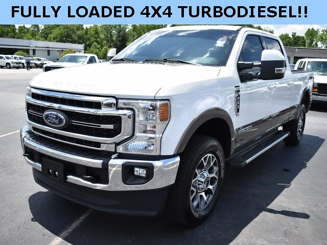 2020 Ford F-250 Crew Cab 4x4, Pickup #3G2561A - photo 29